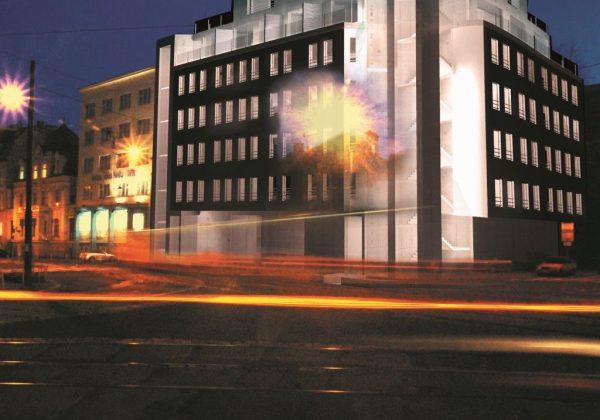 Budynek Zwierzyniecka Poznań mieszkaniówka