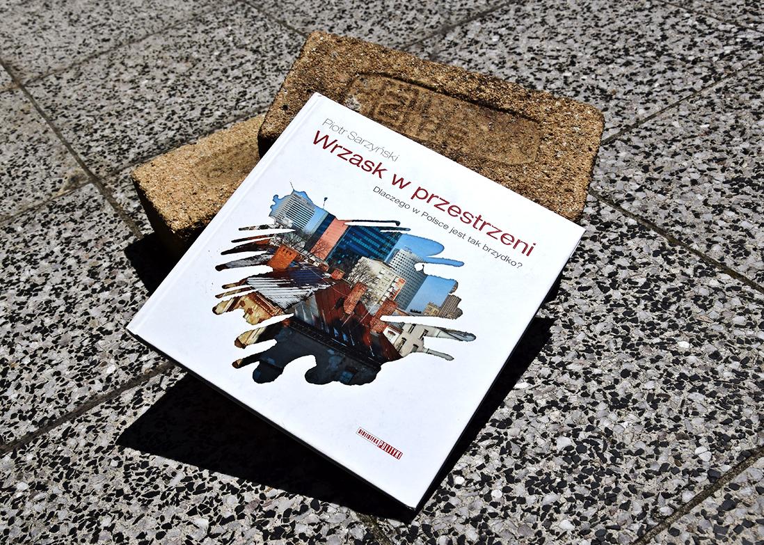 polski styl - wrzask w przestrzeniokładka książki